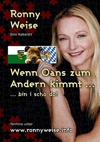 Kabarett - Ronny Weise